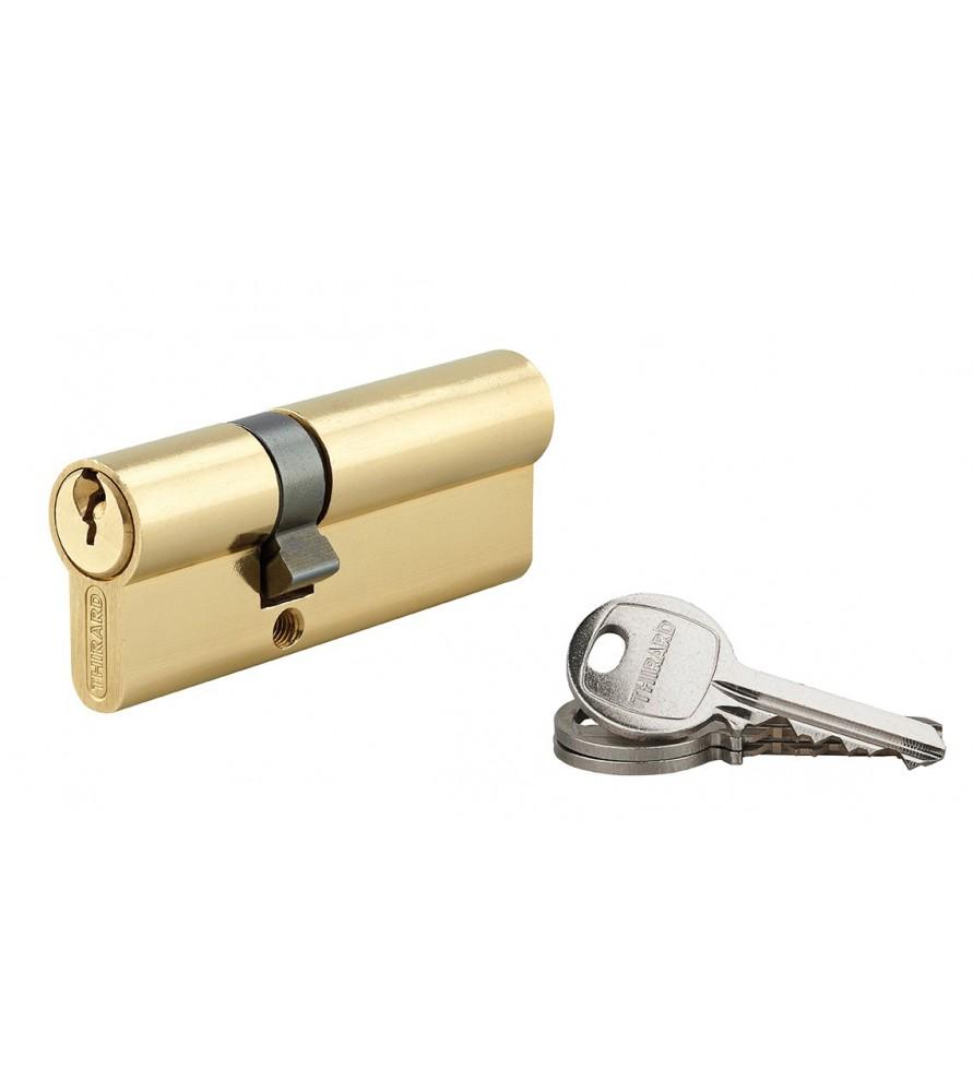 Wkładka 5-pinowa SA 30 x 50 mm 3 klucze   Thirard