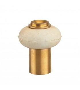 Odbojnik drzwiowy podłogowy wysoki Ø 30 mm | Thirard
