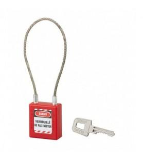 Kłódka Lock out 40 mm z...