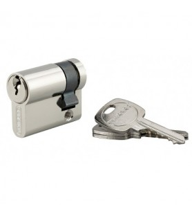 Półwkładka 30 x 10 mm 3 klucze