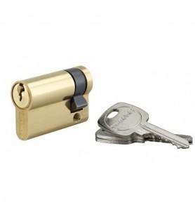 Półwkładka 40 x 10 mm 3 klucze